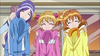FPC03 The girls will do their best at dancing and as Pretty Cure