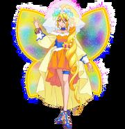 Perfil de Cure Étoile Estilo Animado Madre (TV Asahi)