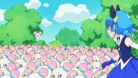 STPC23 Yuni spots the real Fuwa