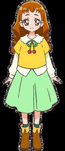 Cure Custard-Himari Arisugawa image02