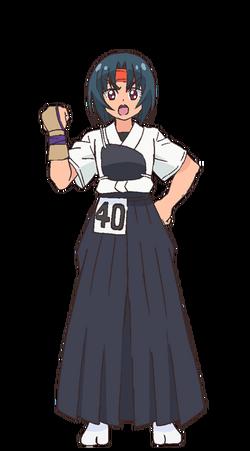 Nasu Yumika Toei