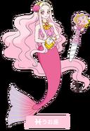Pisces Princess Toei
