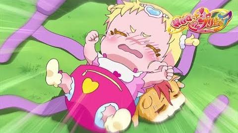 HUGっと!プリキュア 第3話予告 「ごきげん?ナナメ?おでかけはぐたん!」