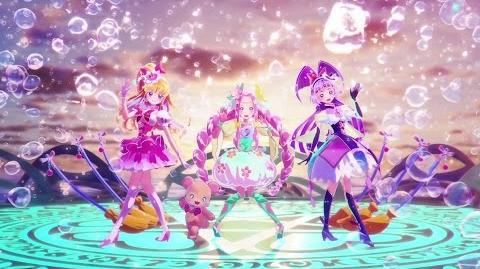 1080p Maho Girls Pretty Cure! Ending 2 August