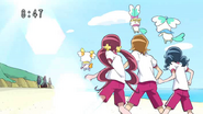 Entrenamiento heartcatch