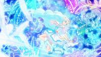 HuPC-Cure Ange transformation pose