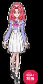 Towa uniforme tv asahi