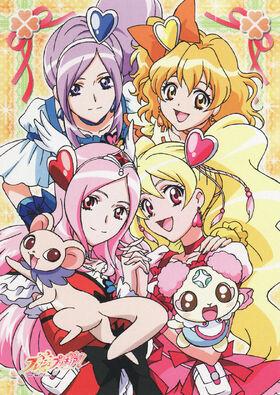 FreshFresh Pretty Cure