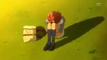 Haruka upset