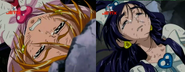 Las Pretty Cure heridas