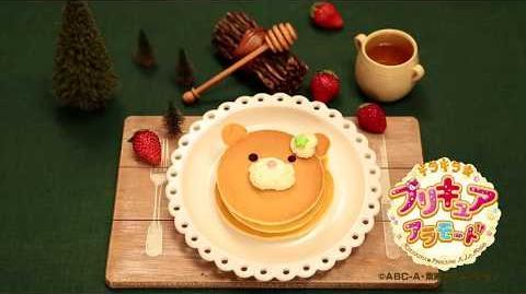 Making of Bear Pancakes-0