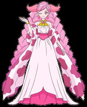 Perfil de la Princesa Estrella de Tauro