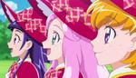 (3) The 3 arrive at Magic School