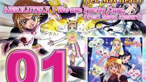 Futari wa Precure Max Heart Vocal Album 1 Track01
