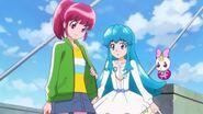 Megumi dice que su ropa no es muy linda