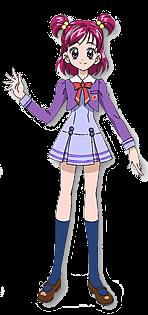 Nozomi uniforme
