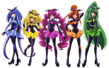 Bad end pretty cure perfil