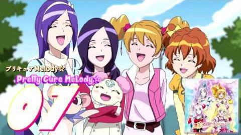 Fresh Pretty Cure! Vocal Album 1 Track07