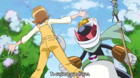 Happiness Charge Precure cap 6 sub español