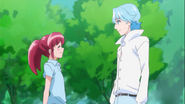 Megumi aniam a blue