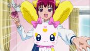 Miyuki y elpeinado de Candy