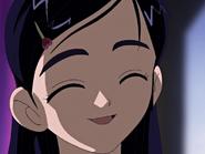 Honoka sonrie despues presentación