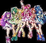Yes! 5 gogo haru no carnival perfil