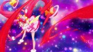 Puñetazo Estelar de Aries Pretty Cure