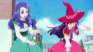 Riko rechaza el animo de Liz