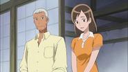 Tadashi diciendole a su hija que forme una gran familia