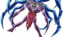 Arachnea monstruo