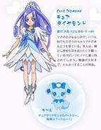 Cure diamond asahi