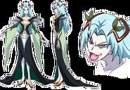 Fresh Pretty Cure! Northa pose
