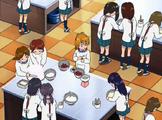 FwPC14 Nagisa in cooking class