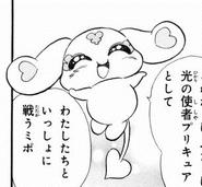 Mipple manga