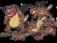 Perfiles de Cookacookie en su ultima forma