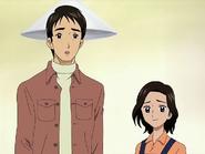 Takeshi dice nagisa rie fiebre