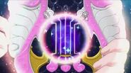 Cure Heart tocando la Magical Lovely Harp