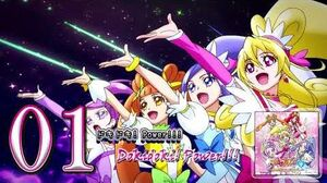 Dokidoki! Precure Vocal Album 2 Track 01