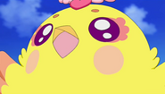 Hinata after hatching