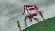 Kumojaki emocionado por la fuerza del Tifón