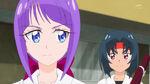 STPC16 Madoka glances back at Yumika