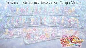 All Stars Memories Rewind Memory (Mayumi Ver