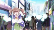 Imaginación de Hinata sobre la gente descubriendo a Nyatoran
