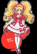 Miracle perfil rubi asahi