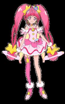 Perfil en Cure Star (TV Asahi)