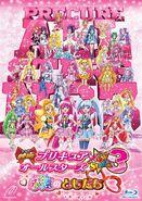 Pretty Cure All Stars New Stage 3 Blu-Ray