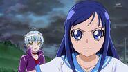 Rikka delante de IrA