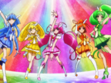Pretty Cure! Smile Charge!