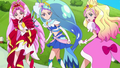 The Team See Kirara Back
